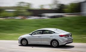 compact cars vs economy cars 2017 hyundai elantra in depth model review car and driver