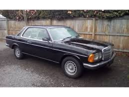 mercedes w123 coupe for sale mercedes 280ce coupe w123 black 1977 for sale autotrader
