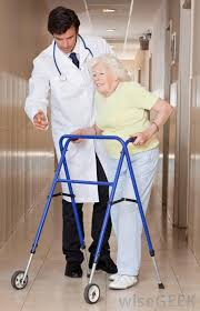 elder walker what is the importance of elderly fitness with pictures