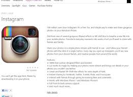email instagram support real or fake instagram for windows phone supposedly revealed on