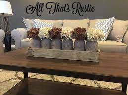 Coffee Table Decorations Best 25 Kitchen Table Centerpieces Ideas On Pinterest Dining