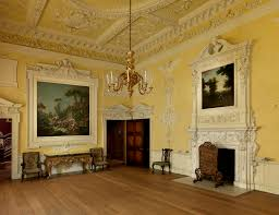 The Dinning Room John Sanderson Dining Room From Kirtlington Park British