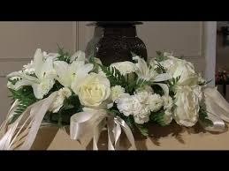 Funeral Flower Designs - funeral flower arrangements flower arrangements youtube