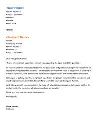 cover letter examples for social workers a very good cover letter
