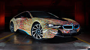 bmw i8 inside this is a bmw i8 of many colours top gear
