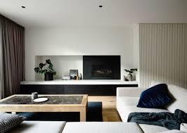 minimalist home in australia with yoga studio modern home decor