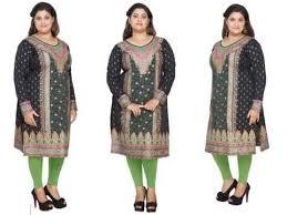 kurti pattern for fat ladies plus size kurtis youtube