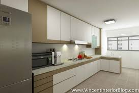 best and most appealing hdb kitchen design singapore pertaining to