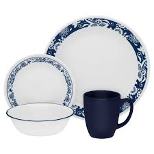 Corelle Dish Sets Dinnerware U0026 Tabletop Dish Sets For Home At Walmart