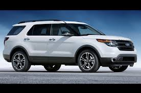 ford 2013 explorer 2013 ford explorer reviews and rating motor trend