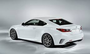 lexus rc f turbo 2015 lexus rc 350 f sport revealed with wild gt3 concept cars