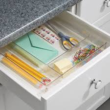 tiroir de bureau organisateur tiroir à 3 compartiments rangement bureau