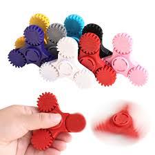 boxer dog fidget spinner multi color fidget spinner edc hand finger spinner anti stress kid