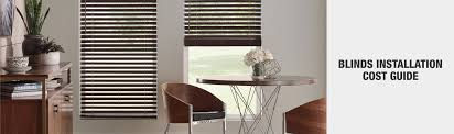 how much does it cost to install a flat pack kitchen cost to install blinds the home depot