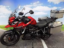 triumph tiger explorer xrt for sale finance available and part