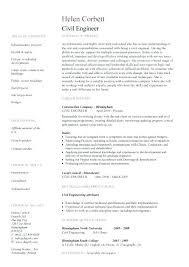 resume sle for civil engineer fresher topshoppingnetwork com
