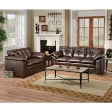 Simmons Harbortown Loveseat Simmons Leather Sofa And Loveseat Foter