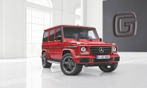 two special editions for the g class show mercedes benz is not
