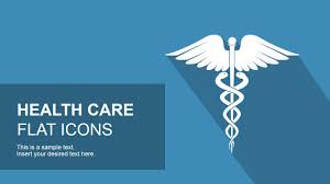 Flat Healthcare Icons For Powerpoint Slidemodel Healthcare Ppt Templates