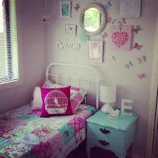 Little Girls Room Little Girls Room Decor I Like The Wall Behind The Bed Girls