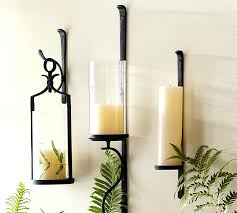 Amazon Candle Sconces Candle Sconces For Living Room Candle Sconce Cyberclara Com