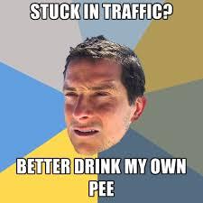 On My Own Memes - traffic meme sensation