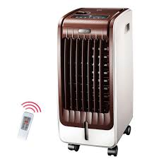 free standing room fans remote control cooler air fan portable room air conditioning