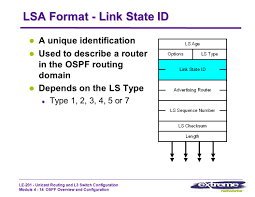 module 4 ospf overview and configuration ppt download