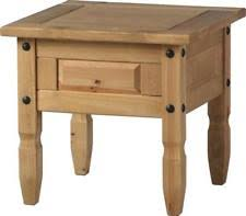 pine side and end tables ebay