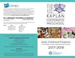 kaplan cooperative preschool home