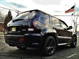 jeep grand cherokee all black doublegoose 2015 jeep grand cherokeesrt 8 sport utility 4d specs