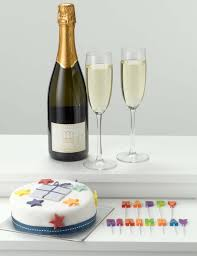 wine birthday candle birthday cake candles u0026 prosecco m u0026s