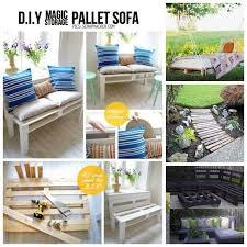 Diy Pallet Bench Instructions Perfect Diy Pallet Furniture Projects In Diy Pallet Projects In