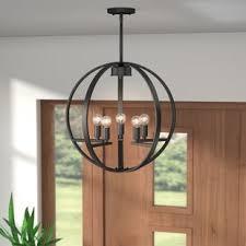 Globes For Chandelier Glass Globes Chandelier Wayfair