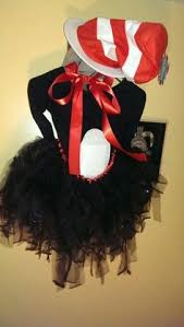 Cat In The Hat Costume Diy Cat In The Hat Costume Potpourrimommy Pinterest Costumes