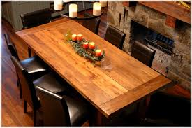 Reclaimed Antique Wood Custom Dining Table Furniture - Custom kitchen table