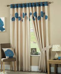 Teal Eyelet Blackout Curtains Brown Cream And Teal Curtains Home Decoration Ideas