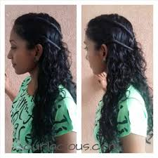 hairstyle indian women medium haircut quick and easy heatless