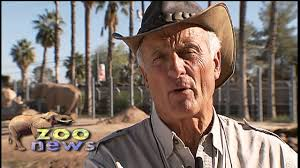 jack hanna visits reid park zoo youtube