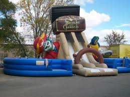 used cutting edge creations inflatables for sale or trade