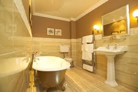 fancy bathroom paint colors beige tile interior design