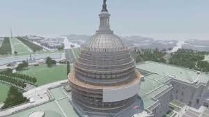 capitol dome restoration youtube