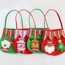 cute christmas gift bag christmas candy bag merry christmas candy