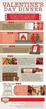 Valentine S Day Bathroom Decor by A Romantic Valentine U0027s Day Dinner Infographic Above