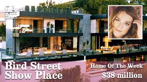 Home Design Show Los Angeles This Bird Streets Address Turns More Than Heads Property