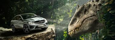 jurassic park car mercedes mercedes benz gle coupe in jurassic world