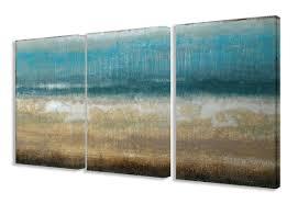 Nautical Metal Wall Art Great by 3 Piece Wall Art You U0027ll Love Wayfair
