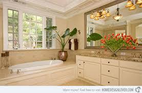 Bathroom Granite Countertop 15 Bathrooms With Granite Countertops Home Design Lover