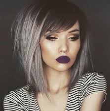 silver hair with low lights 50 astonishing hairstyles for brown hair with lowlights and