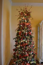 how to use mesh garland on christmas tree home design inspirations